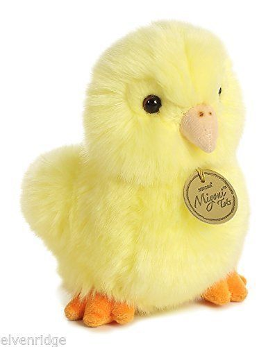 Little Yellow Baby Chick Stuffed Plush Animal Perfect For Easter