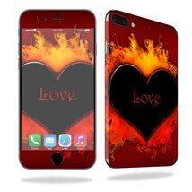 MightySkins Protective Vinyl Skin Decal for Apple iPhone 7 Plus wrap cov... - $8.99