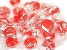 Eda's Strawberry Sugar Free Hard Candy