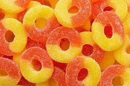 Red Raspberry Rings - 20 LBS. - $90.79