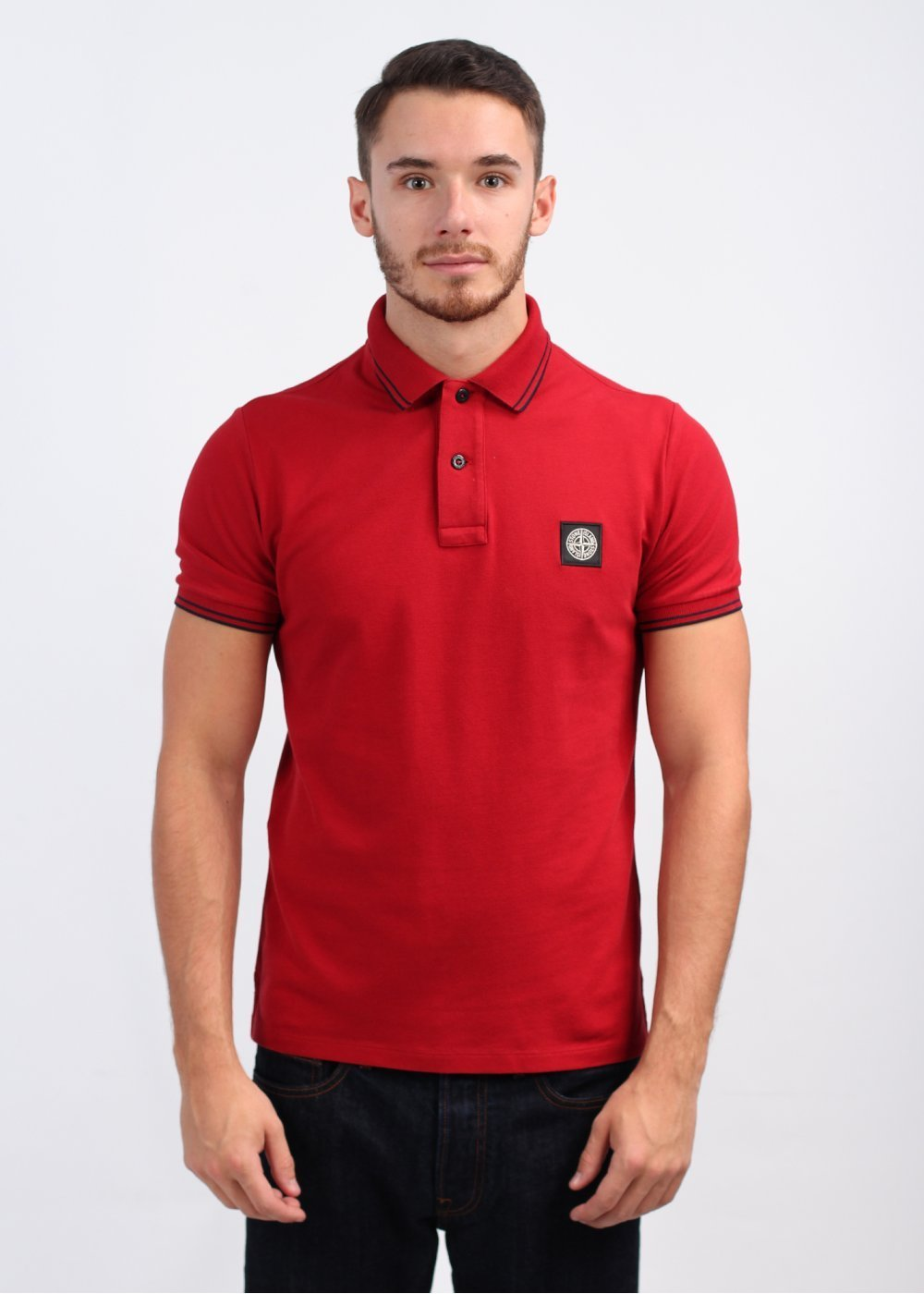 Shop men's polos shirts and T-shirts from Burberry. The collection features graphic print T-shirts, polo shirts in vibrant shades and more. Men's Polo Shirts & T-Shirts. Knitwear Polos T-Shirts. Show Results Clear. Style ALL Long-sleeved Polo Shirts Short-sleeved T-shirts. Show Results Clear. Colour ALL Black Grey Brown Beige Blue.
