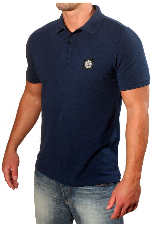stone island men 39 s short sleeve polo shirts casual shirts. Black Bedroom Furniture Sets. Home Design Ideas