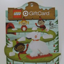 LEGO Target Build A Bullseye the white dog minifigure GiftCard Gift Card... - $8.50