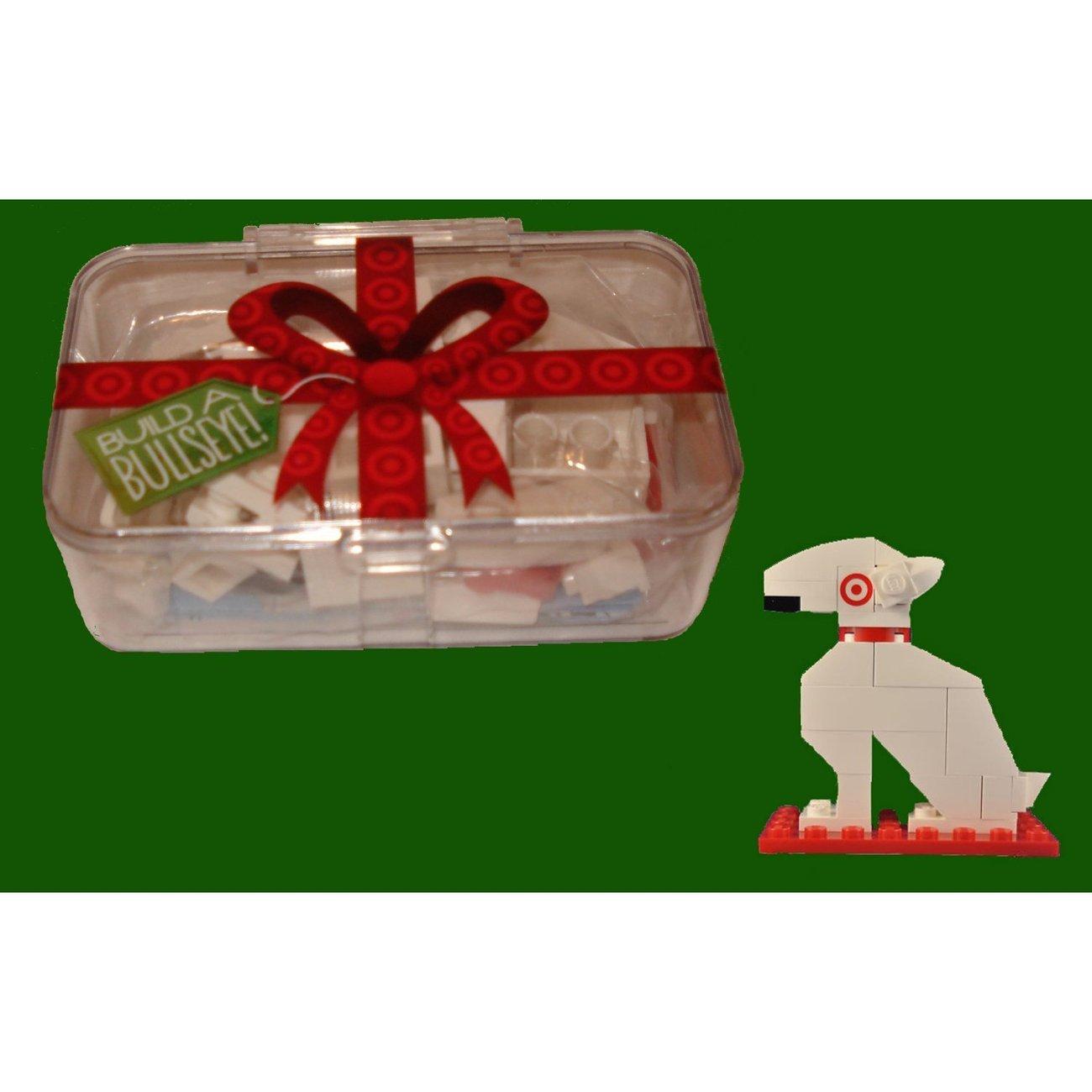 LEGO Target Build A Bullseye the white dog minifigure GiftCard Gift Card - New