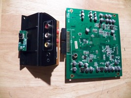 Insignia DHD248-MOT PC Board + INPUT JACKS DTV2631/DCIM3_AV V1.0 - $22.50