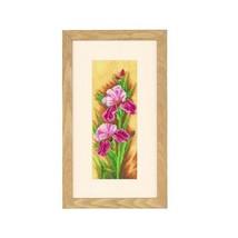 """Редкий"" Lanarte Home&Garden PN-0144532 Irises 12x30 - $42.00"