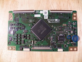 SHARP LC-26DV22U  T - Control Board Tested 100% Good. Free Shipping - $26.00