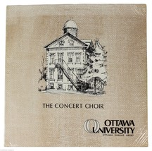 OTTAWA UNIVERSITY CONCERT CHOIR Vtg 70s LP Record SIGNED By Conductor SE... - $16.82