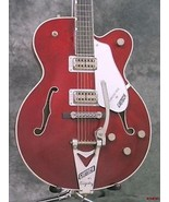 2002 GRETSCH G6119 TENNESSEE ROSE GUITAR G 6119... - $1,825.00