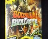 3 Film Set: Godzilla vs Biollante/Monster/Mega Shark vs Octopus (DVD, 2013) Mint
