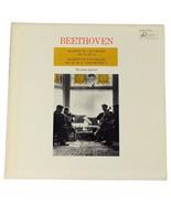 BEETHOVEN Lenox Quartet 1 In F Major 9 In C Major 60s Dover 1964 HCR-ST-... - $18.69