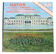 HAYDN / DORATI 94 Surprise 103 Drum-Roll LP 60s Mercury Living Presence ... - $23.36