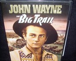 The Big Trail (DVD 2003) New w/ Security Seals•No Cellophane Wrapping•John Wayne