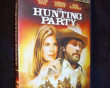 The Hunting Party (DVD 2005) Mint Disc•No Scratches•US•Out-of-Print•Gene Hackman