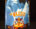 The Majestic (DVD, 2002) Brand New Factory Sealed!•USA!•Out-of-Print!•Jim Carrey