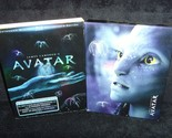 Avatar (Blu-ray, 2010, 3-Disc Set, Extended Collector's Edition) Mint Discs!
