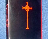 Vampire Hunter D: Bloodlust (DVD, 2002) Mint Disc/Insert!•No Scratches!•USA•OOP!