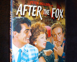 After the Fox (DVD, 2002) Mint Disc•No Scratches!•USA•Out-of-Print•Peter Sellers