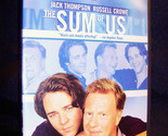 The Sum of Us (DVD 2003) No Scratches•US•Out-of-Print•Gay Interest•Russell Crowe
