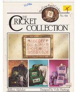 Freebie Ribbon Alphabet Cricket Collection Cros... - $0.00