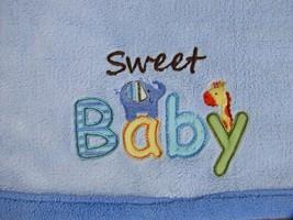 Carters Child of Mine Sweet Baby Blanket Elepha... - $17.37