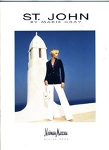 St John  by Marie Gray Neiman Marcus Cruise 2003 Catalog - $34.74