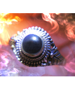Haunted ring ETERNAL YOUTH AND BEAUTY MALE DJIN... - $247.77