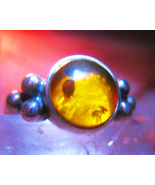 Haunted ring 3X EMPOWER & CLEANSING SWEEPING MA... - $57.77