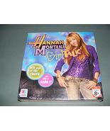 2007 Hannah Montana Girl Talk Game SEALED - $24.30