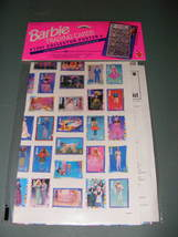 1991 Barbie Trading Card Collector Poster - $22.50