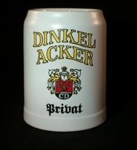 Vintage Ceramic DINKEL ACKER PRIVAT Mug - AMAZING FIND!! - $9.99