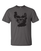 Skull Missing Teeth GOTHIC GOTH Heavy Metal Halloween  Men's Tee Shirt 248 - €8,40 EUR+