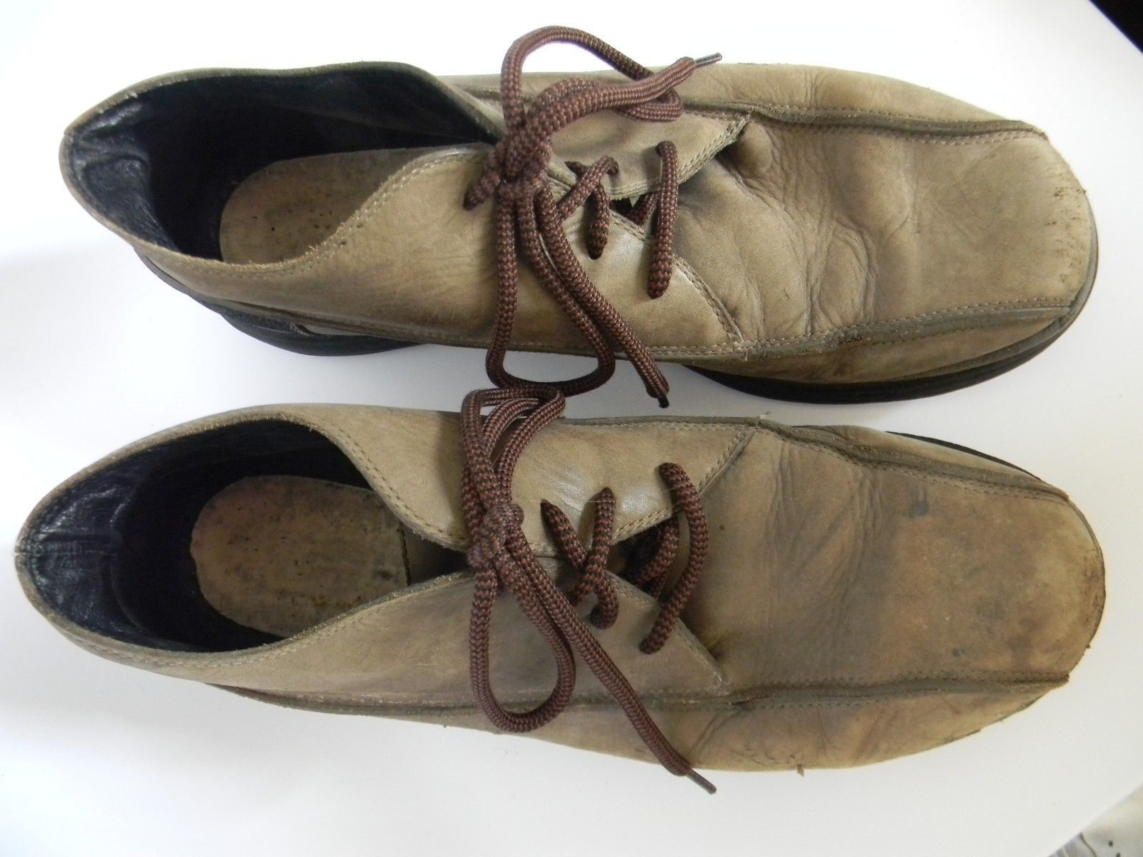 Mens Merrell Topo Rail Chukka Stone Shoes Size 14