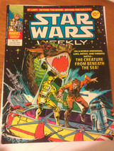 Marvel Star Wars Weekly 22 Comic 1978 Very Good Condition - $4.61