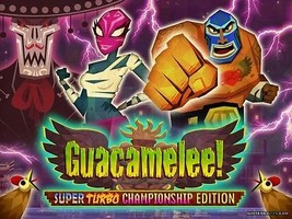 Guacamelee! Super Turbo Championship Ed PC Steam Code Key NEW Download Game Fast - $8.11