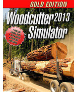 Woodcutter Simulator 2013 PC Steam Code Gold Ed NEW Download Fast Region... - $4.61