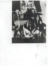 Guns N' Roses Axl Rose Vintage 11x14 BW Music Memorabilia Promo Photo - $13.95