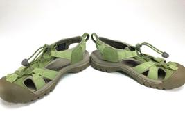 Keen Venice H2 water sandals in green womens 8 image 5