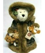 "Boyds Bears ""Fern Woodsbeary"" 13"" Plush Bear- #99792V -QVC Exclusive- LE... - $49.99"
