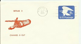 SKYLAB 3 CHANNEL B OUT HOUSTON, TX 7/31/1973 - $1.98