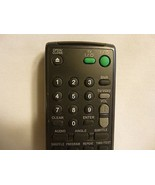 Sony RMT-D128A Remote Control DVDPNS500V DVPN5400D DVPN650V DVPNS4 DVPNS400 - $13.85