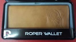 NHL Detroit Red Wings Rugged Roper Wallet - $38.31
