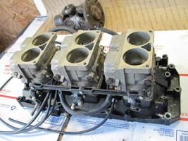 Mercury 150 Hp. V6 Carburetors MH 33-2  #1374-5427 Intake 99257 Reed Blocks - $225.00