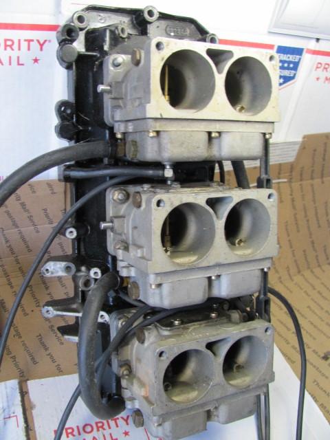 Mercury 150 Hp  V6 Carburetors MH 33-2 and 23 similar items