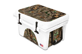 24mi Wrap L+I Decal Sticker for ORCA 26QT Cooler Ice Chest Woodland Camo - $38.95
