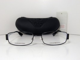 New Authentic Emporio Armani Eyeglasses EA 9661 EA9661 OMM 53mm Made In ... - $79.16