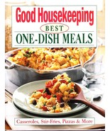 Good Housekeeping Best One-Dish Meals, Hardcover Cookbook, 1998, Recipes - $2.99