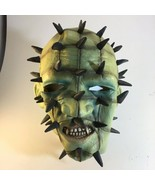 Vintage 1990 RUBIE'S Hellraiser Pinhead Halloween Mask RUBIES - $108.89