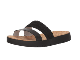 Sperry Women's Sunkiss Pearl Sandal BLACK  8.5 M - $23.74