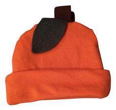 Preemie & Newborn Baby Pumpkin Hat - $10.00